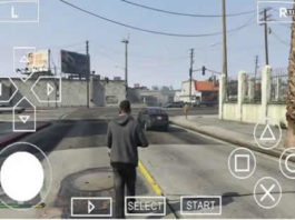 Download GTA 5 PPSSPP